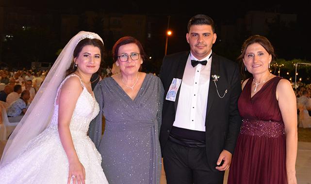 Ahmet Çetin'in oğlu evlendi!