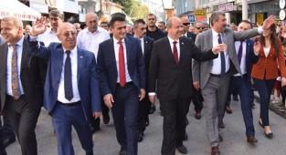 KKTC Cumhurbaşkanı Tatar Anamur'a geliyor