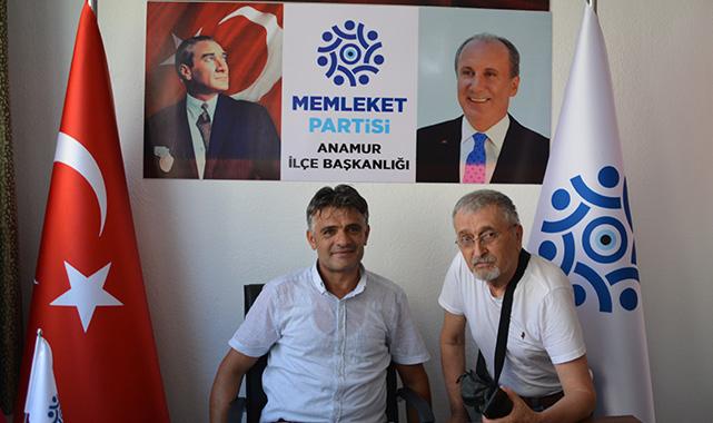 Memleket Partisi kongresi yapıldı