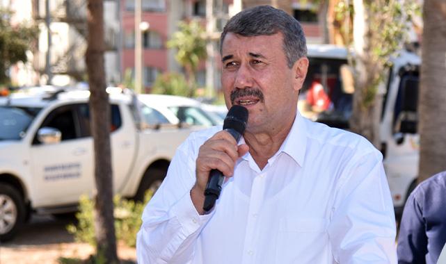 Başkan Kılınç sahil projesi için kolları sıvadı