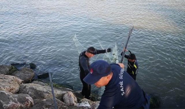 Kaçak avlanan 3 kişiye para cezası