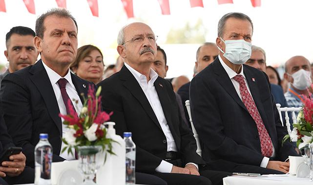 Kılıçdaroğlu Mersin'de nakliyecilerle görüştü