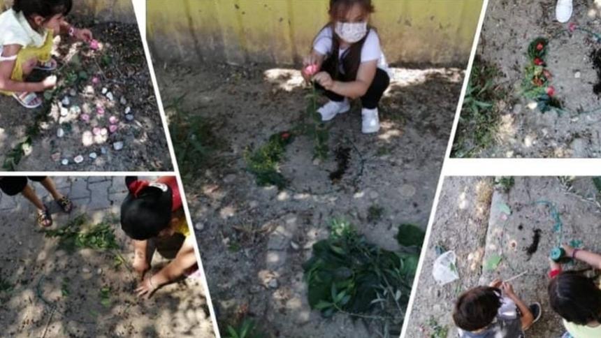 Kıbrıs İlkokulu 'Okul Dışarıda' etkinliğine katıldı